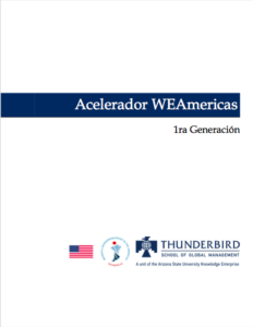 Catalog of all the businesses from WEAmericas first cohort