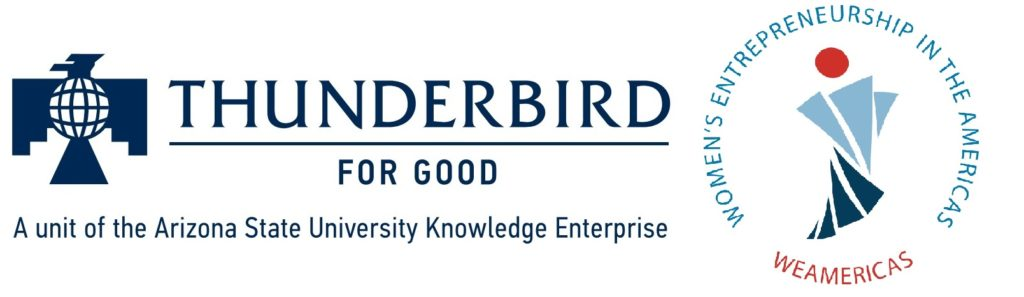 Thunderbird for Good WEAmericas Accelerator Logo