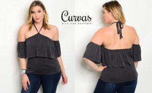 Curvas Plus Size Model