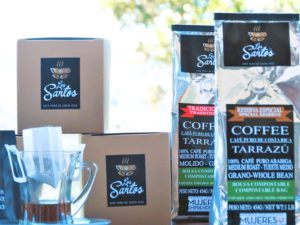 SB Café Los Santos Coffee Compostable Tarrazu
